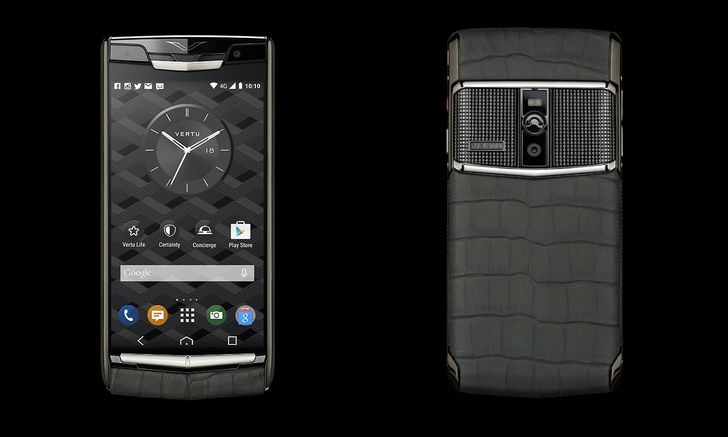 Vertu's New Ridiculously Expensive Phone Finally Isn't Ridiculously Underpowered