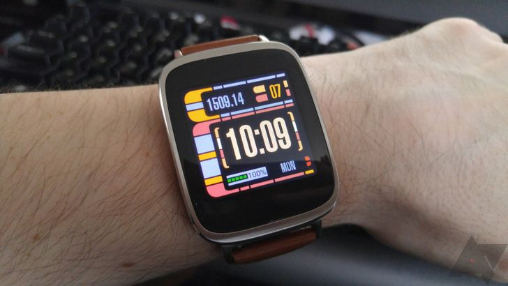 The LCARS Android Wear Watch Face Brings The 24th Century To Your Wrist