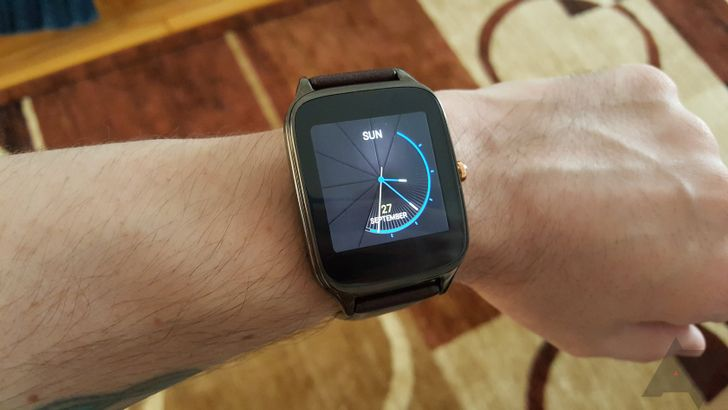 Asus ZenWatch 2 Review: The First True Entry-Level Android Wear Watch [Update: Small Version Comparison]