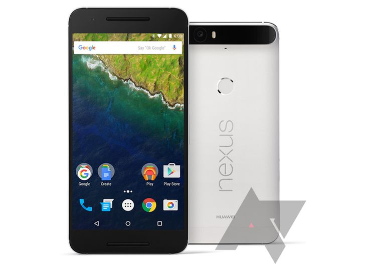 [Exclusive] Here Is The Nexus 6P In All Its Glory, Front And Back