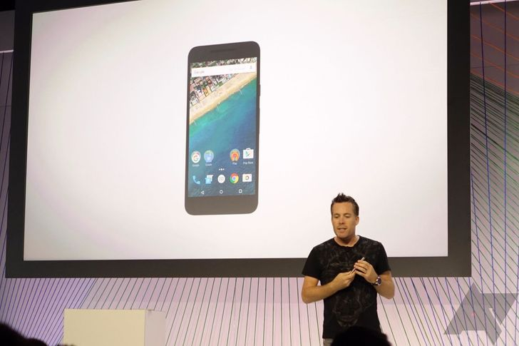 The Nexus 5X is Official—Snapdragon 808, USB Type-C, And Nexus Imprint Fingerprint Sensor