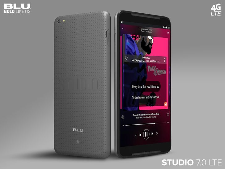 Blu Announces The Massive 7-inch Studio 7.0 HD LTE For Those Who Want A Tablet Trapped In A Phone's Body