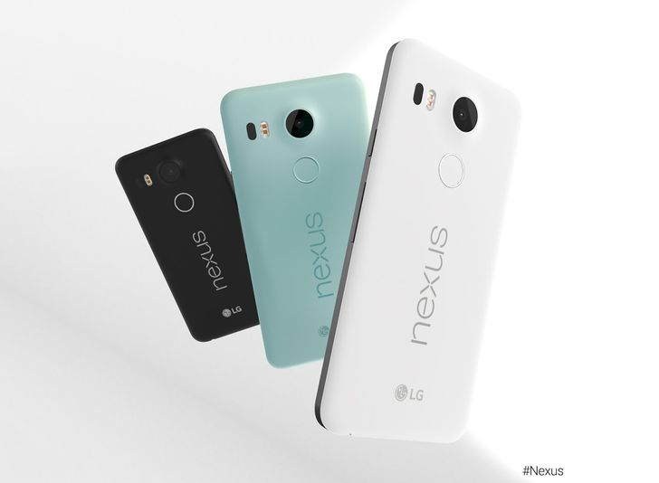 The Nexus 5X Ships In Multiple Countries Today, And Google Is Offering Instant Project Fi Invites To Celebrate