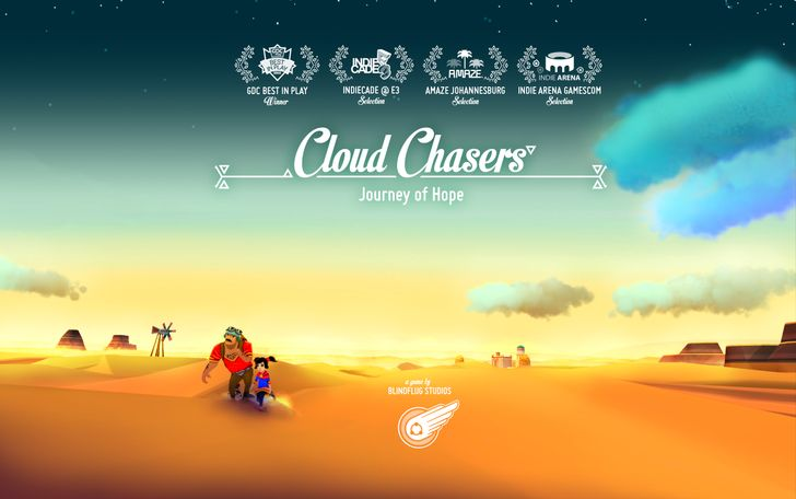Cloud Chasers Takes You On A Randomly Generated Steampunk Journey Through The Desert