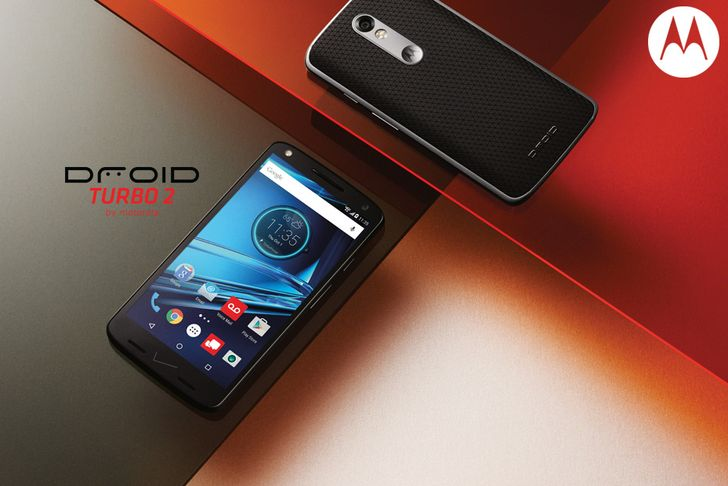 Verizon Officially Unveils The DROID Turbo 2 With 'Shatterproof' Screen And Moto Maker, Coming October 29th Starting At $624