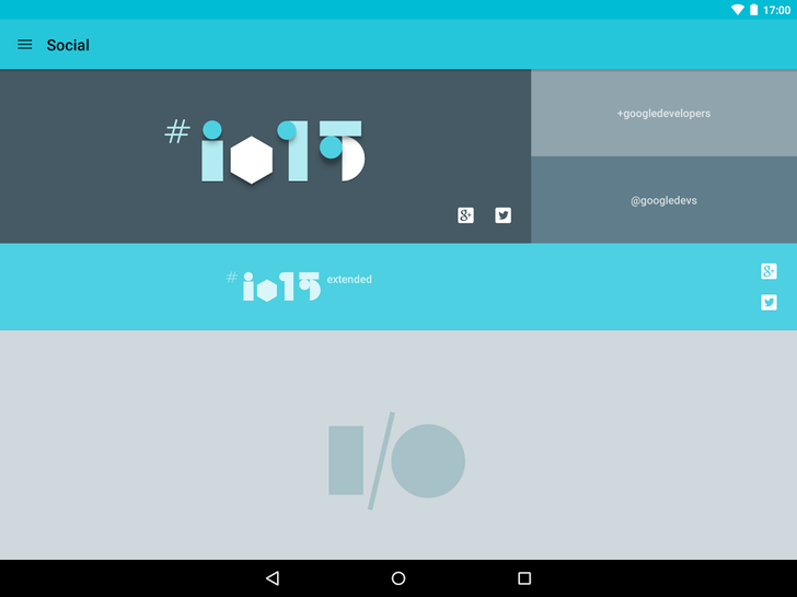 Google I/O 2015 App's Source Code Hits GitHub To Inspire And Educate Android Developers