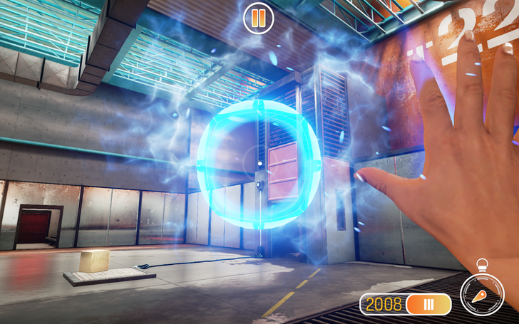 Phosphor Game Studio Releases 'Heroes Reborn: Enigma' First-Person Puzzle Game