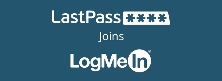 LogMeIn Acquires LastPass Password Manager For Over $110 Million