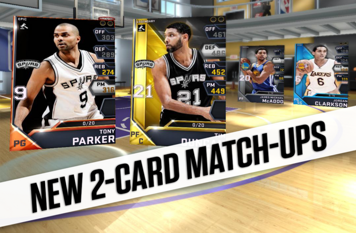 2K Games Packs More Cards And Gameplay Enhancements Into This Year's MyNBA2K16 Companion App
