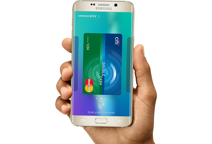 Samsung Pay updated to v2.3 with iris scanning and cloud sync