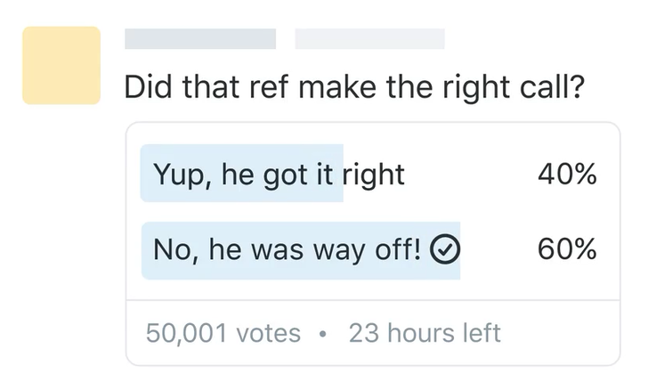 Twitter Introduces Option To Embed Basic Two-Choice Polls In Your Tweets