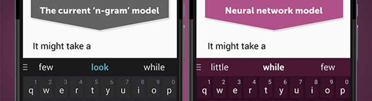 SwiftKey Announces Neural Alpha, A New Keyboard Based On Neural Network Technology