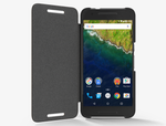 Nexus 6P Adopted Leather Folio Case Now Available On The Google Store For $50 In Black Or Brown