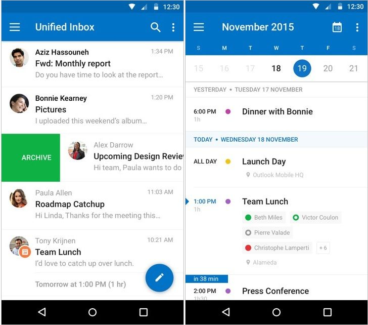 Microsoft Sunsets 'Sunrise Calendar,' Will Roll Its Features Into Outlook Soon