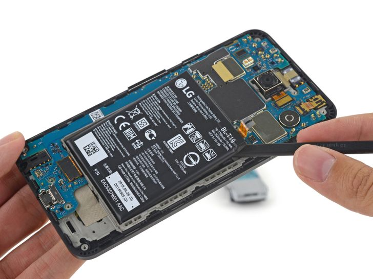 Nexus 5X Ripped Apart By iFixit And Given A 7 Out Of 10 For Repairability
