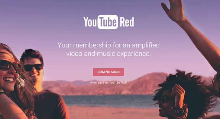 Editorial: YouTube Red Is A Fantastic Idea, Please Ignore People On The Internet Who Hate Paying For Good Things
