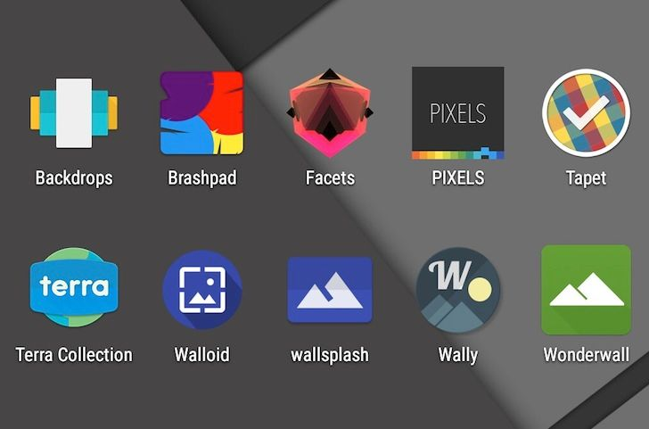 10 Beautiful, Cool, And Original Wallpaper Apps To Dress Up Your Android Device
