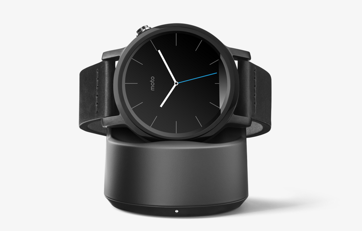 Second Generation Moto 360 Charging Dock Now Available For Purchase On The Google Store For $40