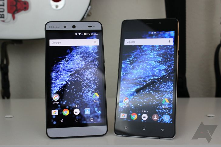 Hands-On With The Blu Studio Energy 2 And Energy X: All Day (And More) Battery Life On A Budget