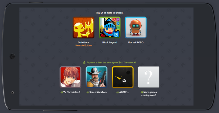 Humble Mobile Bundle 16 Is Live With Space Marshals, ALONE, Block Legend, And More