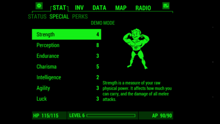 Bethesda Releases The Pip-Boy Fallout 4 Companion App For Android