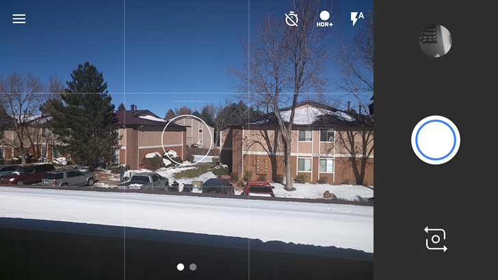 Updated x3] Google Camera 3 1 Brings The UI From The Nexus 6P And 5X
