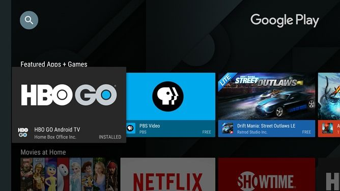 The Android TV Version Of The Google Play Store Gets A Streamlined Look In The Latest Update [APK Download]