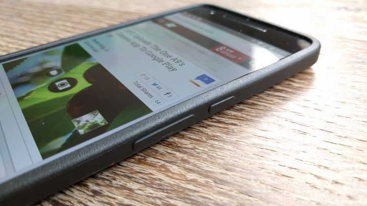 PSA: Some Nexus 6P Cases Make It Super-Frustrating To Take Screenshots