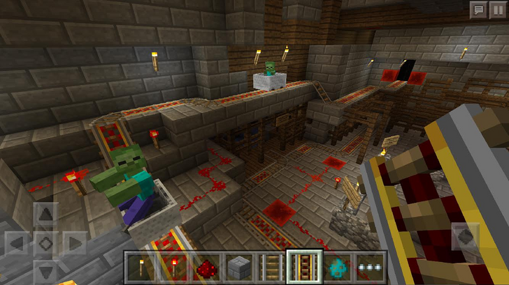 Minecraft Pocket Edition v0.13.0 Is Out With Redstone, Bunnies, And More Stackable Things