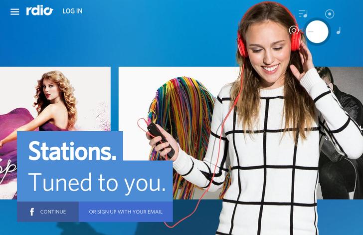 Pandora Buys Rdio For $75 Million, Latter Service Will Eventually Shut Down