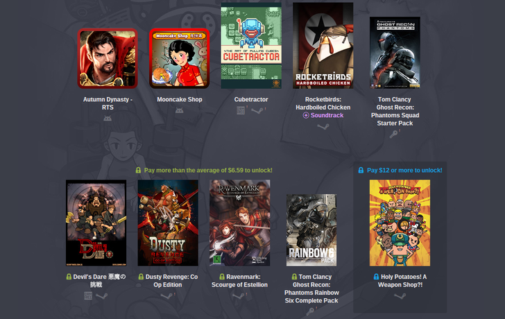 [No Deal Alert] Humble Bundle Will No Longer Offer Dedicated Biweekly Mobile Bundles For Android