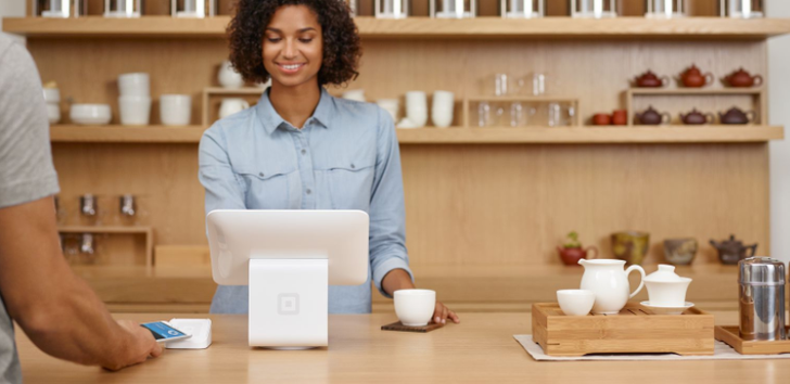 Square's New NFC Payment Reader Supports Android Pay, And Over 100 Merchants Are Getting Them Starting Today