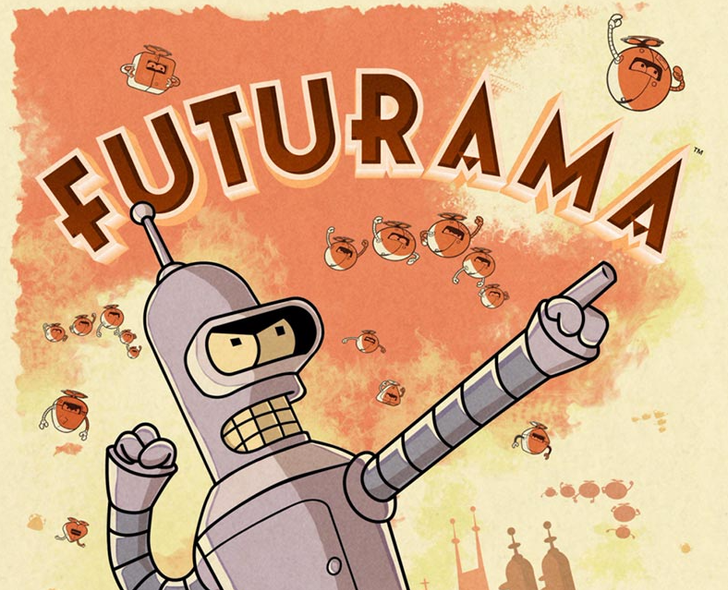Fox Digital Entertainment And Wooga Have Partnered Up For Game Of Drones, A Mobile Game Based On Futurama