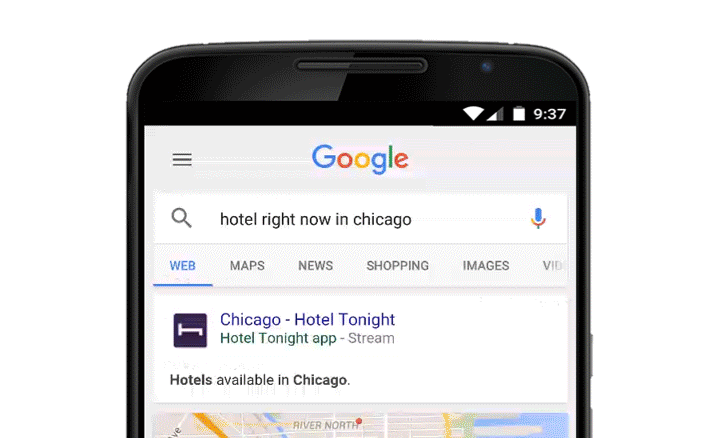 Google Search Android App Learns How To Stream Content From Other Apps