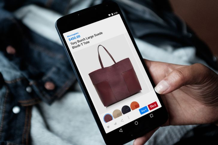Buyable Pins On Pinterest Coming To Android Starting Today
