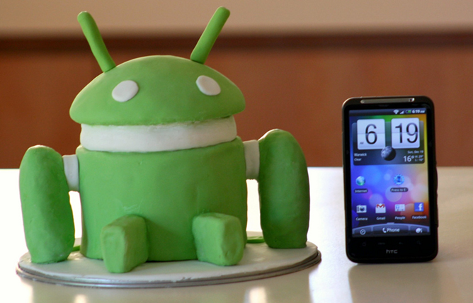 Android Turns 8 Years Old Today, Asks Daddy Google For A Pony And A Plastic Rocket