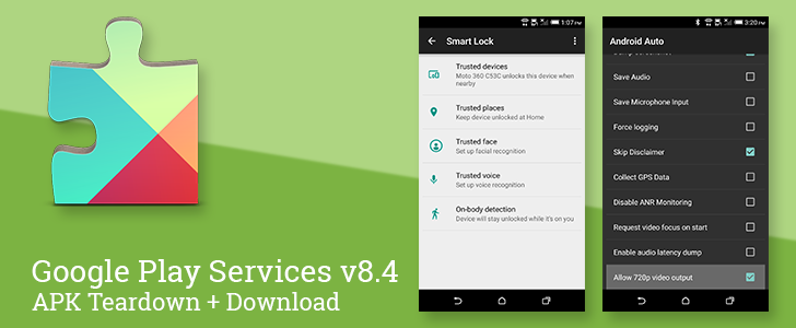 Play Services v8.4 Exposes Many Details About Family Groups, Teases Nearby For App Invites, Tweaks Smart Lock And Android Auto [APK Teardown]