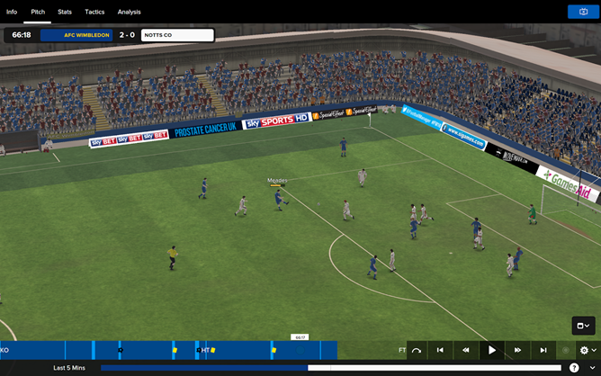 After Football Manager Mobile, SEGA Releases Football Manager Touch 2016 For Tablets, With 50% More Dimensions For 100% More Dollars