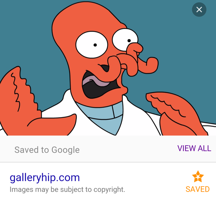 Google Image Search On Mobile Now Allows You To Star Images And Organize Them Into Collections