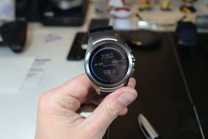 Initial Impressions Of The LG Watch Urbane 2 LTE: So This Is What Marshmallow Is Like On A Watch