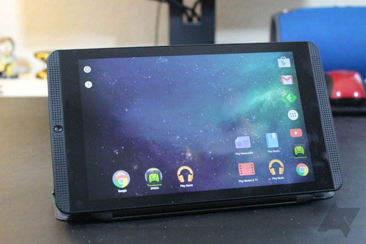 NVIDIA Re-releases SHIELD Tablet As SHIELD Tablet K1, Drops The Price To $199 [Quick Hands-On]