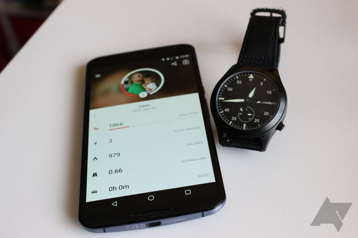 Runtastic Moment (Elite) Review: Just Buy A Smartwatch