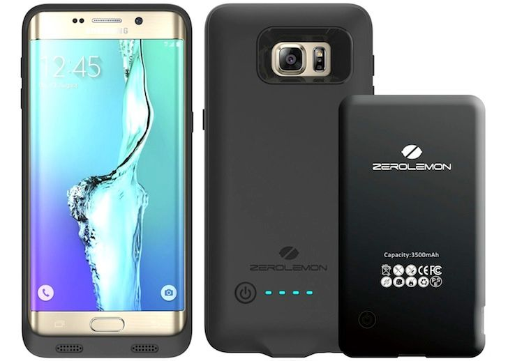 ZeroLemon Releases Its Juiced Up Battery Case For The Galaxy S6 Edge+ And Note 5