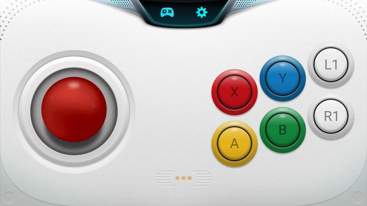 Samsung Releases Bizarre 'S Console Gamepad' For Samsung Phones To Control Games On The Galaxy View