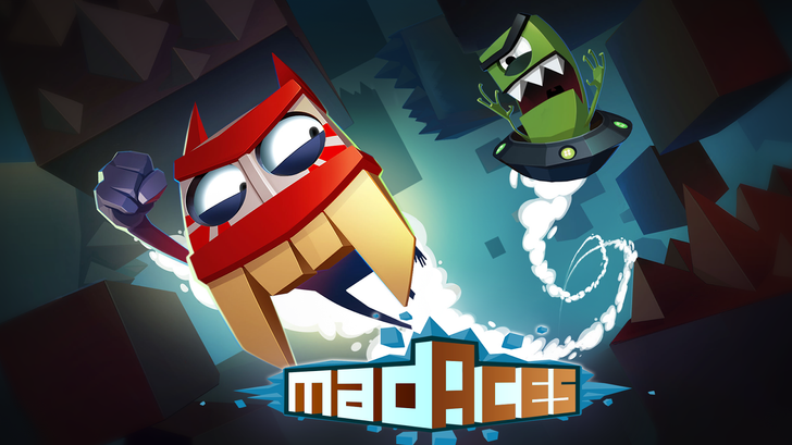 Mad Aces From Bulkypix Is A Surprisingly Fun Hybrid Of Crossy Road And Flappy Bird