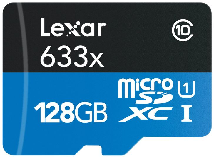 [Deal Alert] Lexar's MicroSDXC Cards Are On Sale On Amazon: 128GB For $43.99, 64GB For $24.99