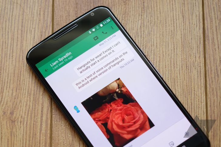 [Weekend Poll] Do You Use Hangouts For SMS And / Or MMS?