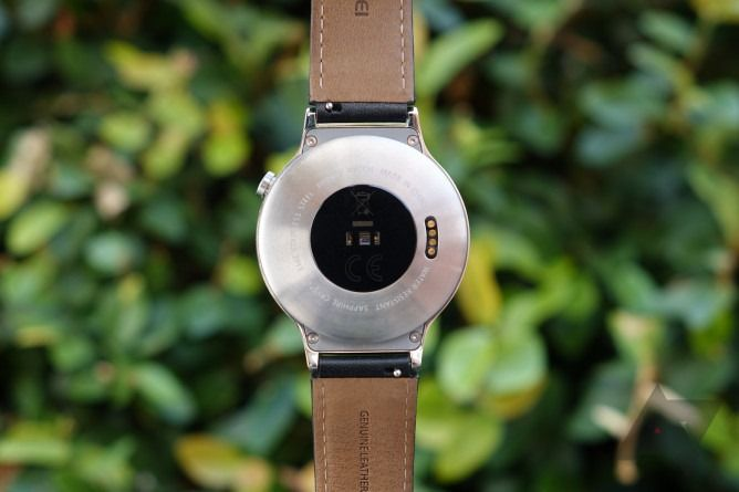 The Next Version Of Android Wear Is Being Tested On The Huawei Watch, And It Finally Activates The Speaker