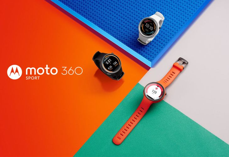 The Moto 360 Sport Is Now Available In The US For $299.99