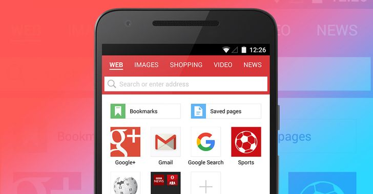 Opera Mini Update Packs More Options Into The Download Manager And Improves The Search Bar